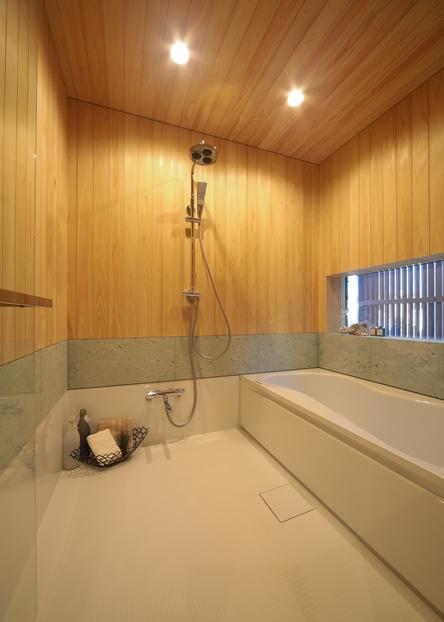 愛知県長久手市の住宅展示場・モデルハウスのバスルーム