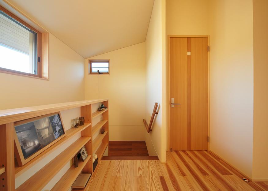 愛知県長久手市の住宅展示場・モデルハウスの収納スペース