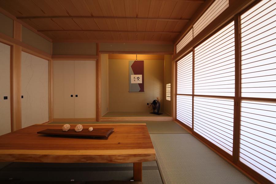 愛知県岡崎市の住宅展示場・モデルハウスの和室
